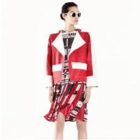 модные тренды, стильные принты, 2014