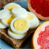 диета, яйца