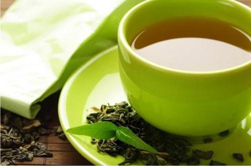 зеленый чай, артрит