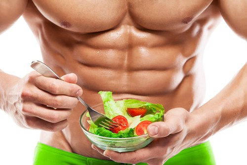 4 группы продуктов для набора мышечной массы