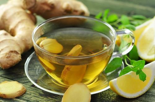имбирный чай, похудение