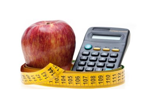 калории, похудение