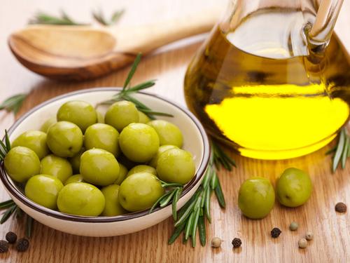 оливковое масло, тромб