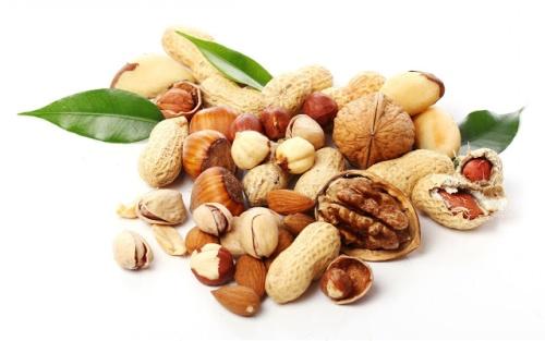 орехи, похудение