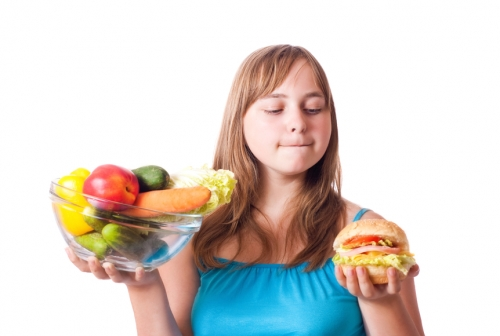 переедание, питание