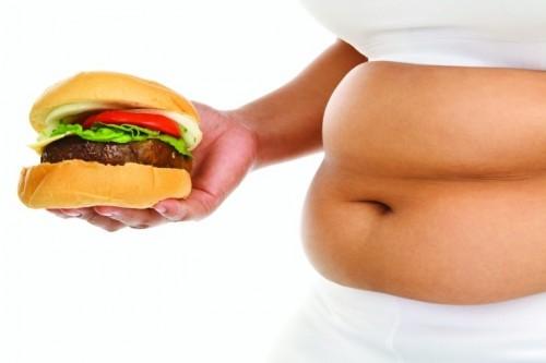 переедание, ожирение