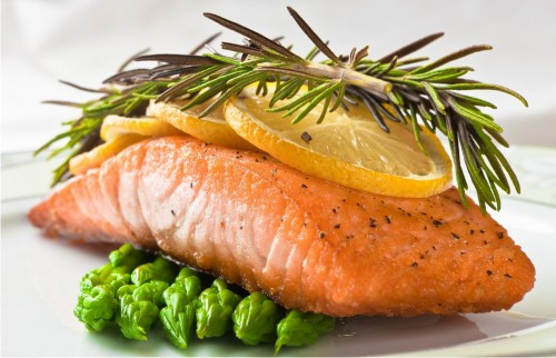 жареная рыба, инсульт
