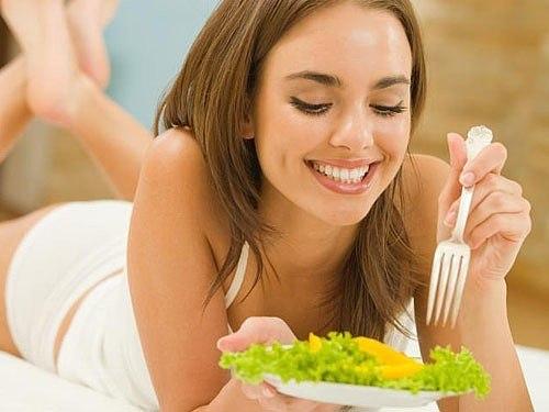 зелень, салат