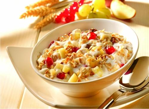 каша, завтрак, питание