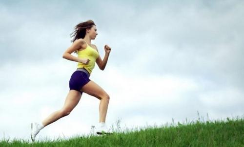 бег, здоровье