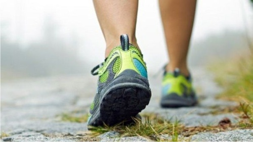 бег, ходьба, здоровье