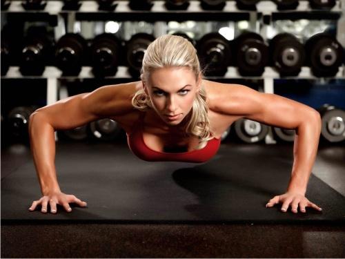 пуэр-тренинг, силовые упражнения