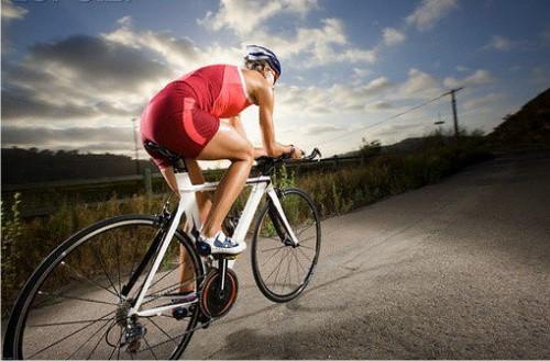 похудение, езда, велосипед