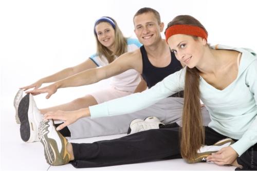 фитнес, зарядка