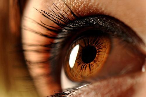 ячмень, глаз