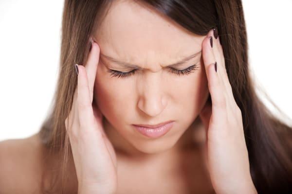 мятное масло, головная боль