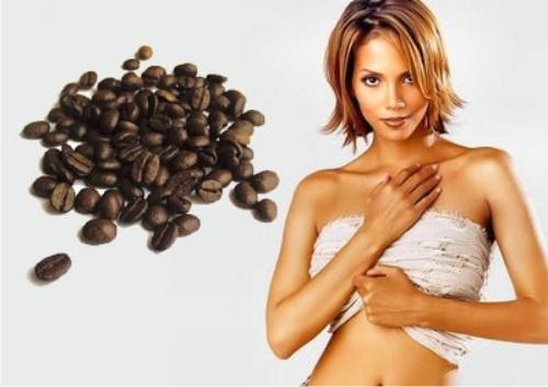 кофе, целлюлита