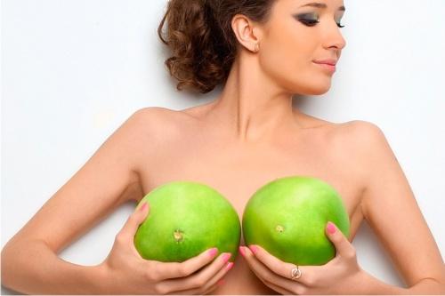 грудь