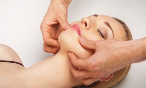 лицо, японский массаж