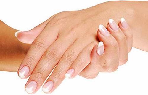 руки, кожа