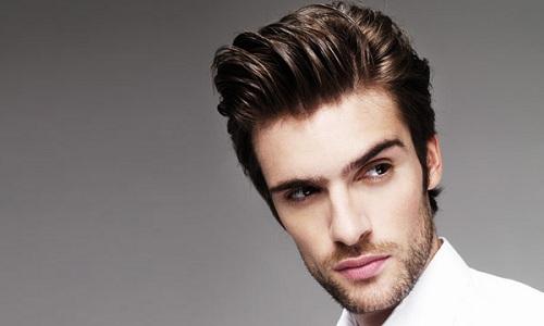 укладка волос у мужчин