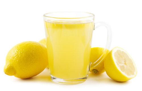 лимон, напиток