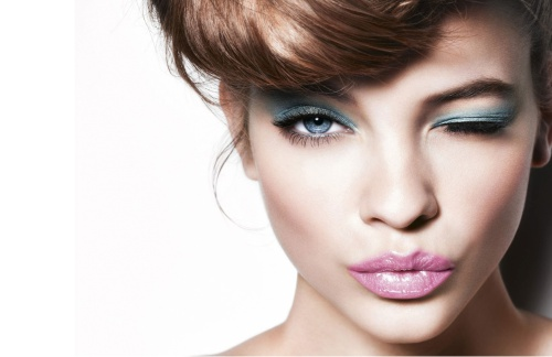красота, макияж
