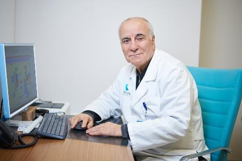 Омари Миминошвили: Умереть от рака кишечника сегодня уже обидно!