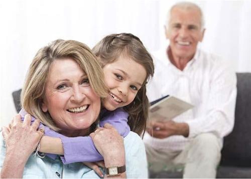 родители в возрасте