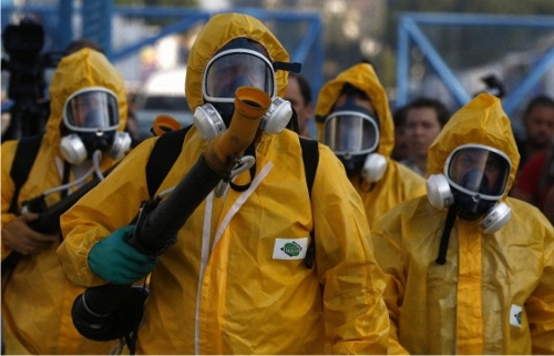 Зика, вирус, лихорадка