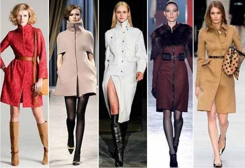 177a344c50e Модная женская одежда осени 2015 - платья и плащи