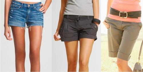 Модные шорты 2015