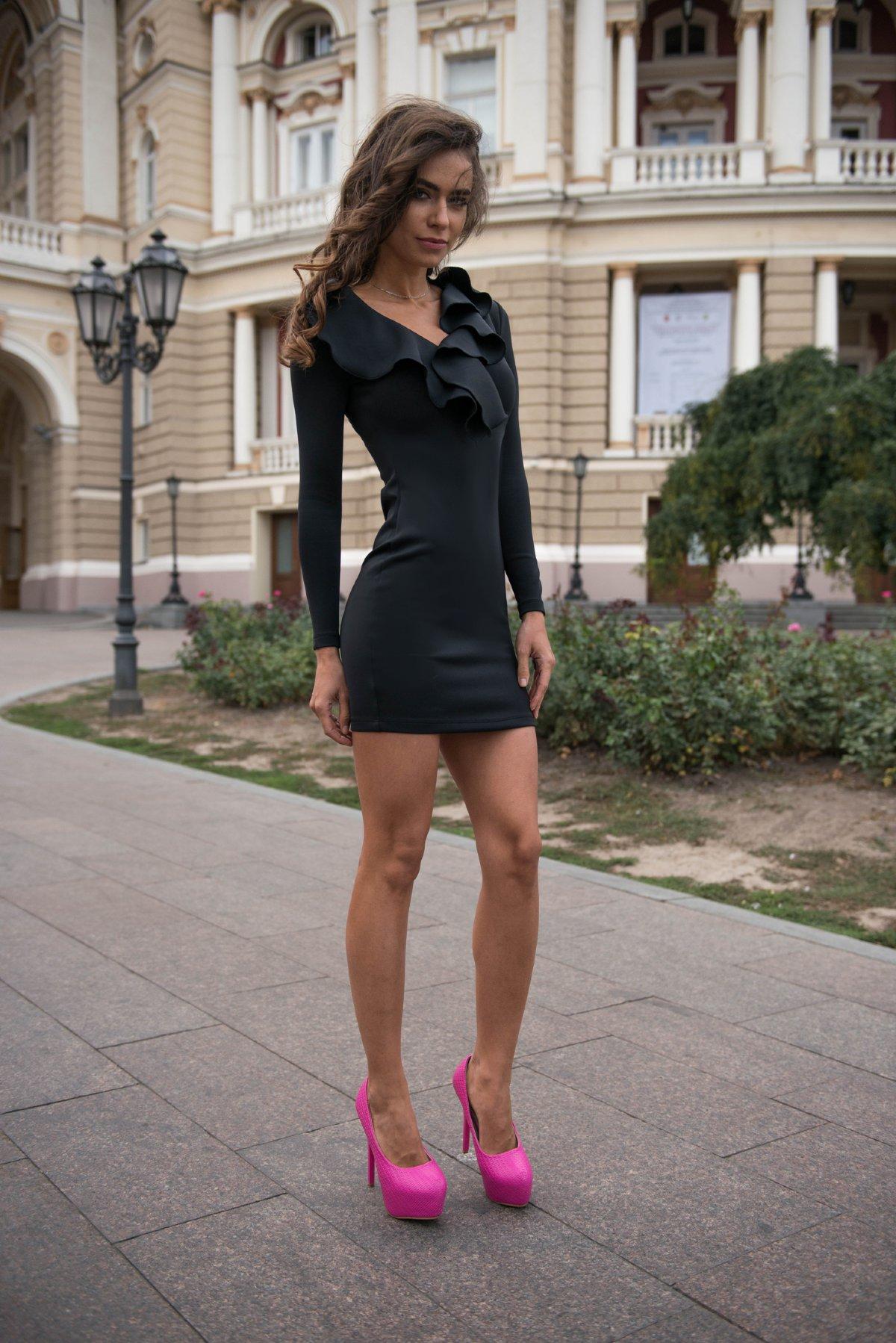 Раком в мини платье фото фото 669-38