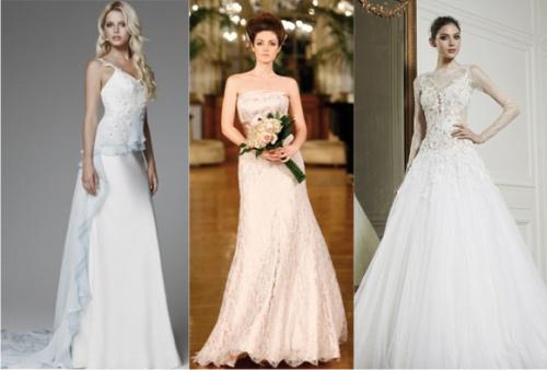 свадебные платья, мода, тренд
