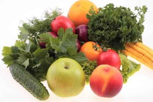 сыроедение, овощи