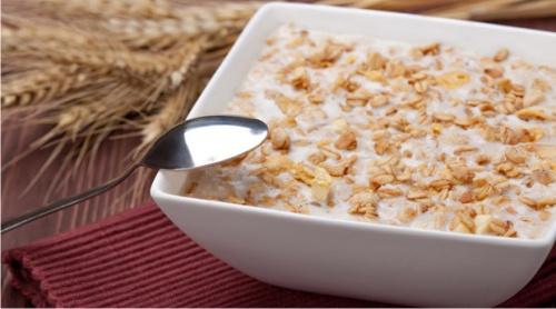 овсянка, завтрак