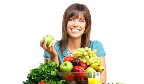 здоровое питание, жизнь, женщины