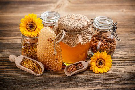 Самые полезные продукты пчеловодства
