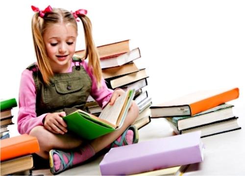 ребенок, книги