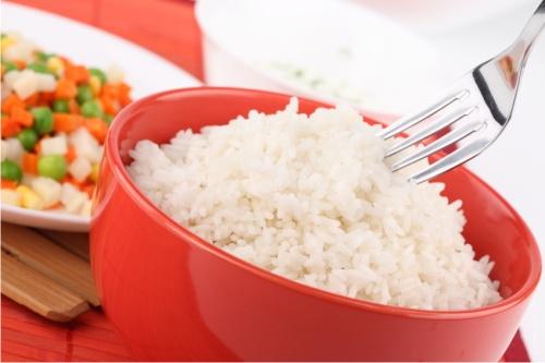 рис, разгрузочный день