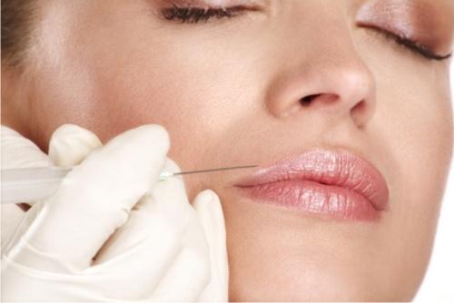 губы, инъекция красоты