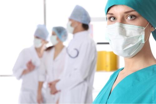 врачи, вирус