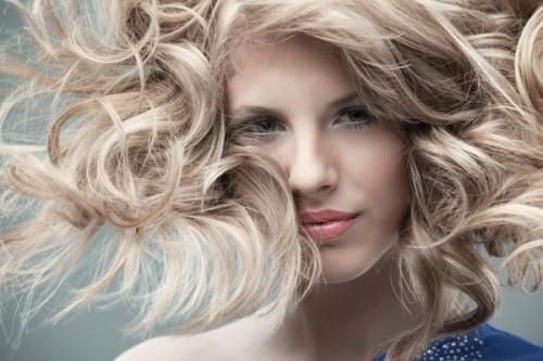 мелирование, волосы