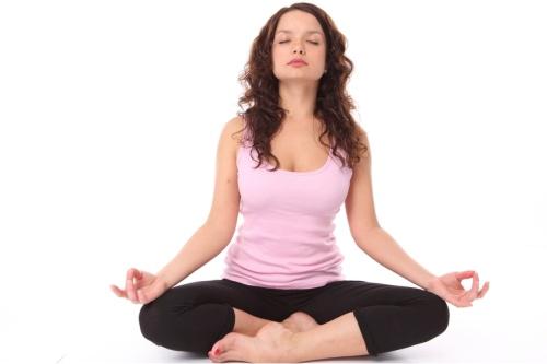 спина, боль, медитация