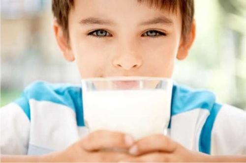молоко, аллергия