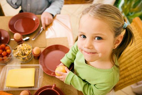 ребенок, питание, гены
