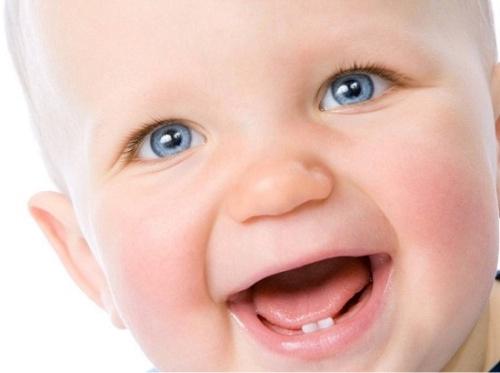 зубы, ребенок, чистка зубов