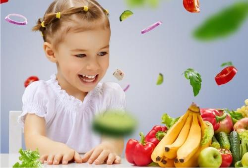 витамины, для детей
