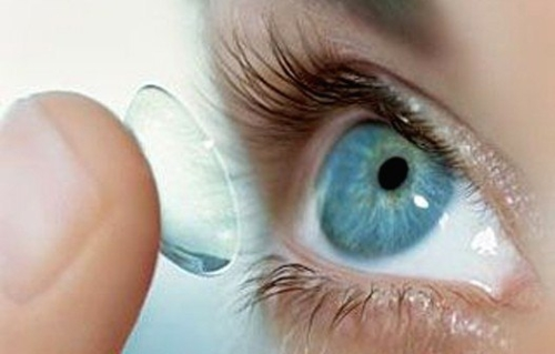 контактные линзы, инфекция