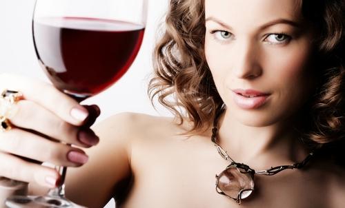 вино, питание